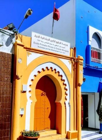 Maroc-école-francophonie